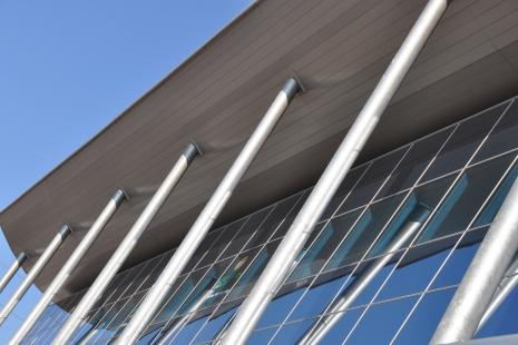 Progettazione edifici commerciali ed industriali studio for Piccoli piani di progettazione di edifici commerciali
