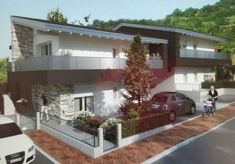 Palazzina di quattro appartamenti studio pasin progetti for Progetti di costruzione di appartamenti